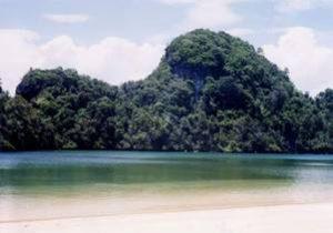 Pulau Sempu Kabupaten Malang