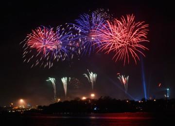 Fenomena Tahun Baru di Kota Malang