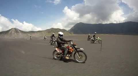 Sewa Motor Trail Malang