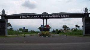 Bandara Abdurahman Saleh Malang