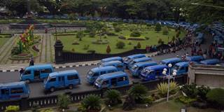 daftar rute angkutan kota Malang sesuai singkatan