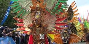 Malang Flower Carnival 2015