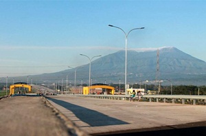 Jalur baru Malang Surabaya