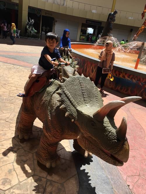 Spot foto Dino Park